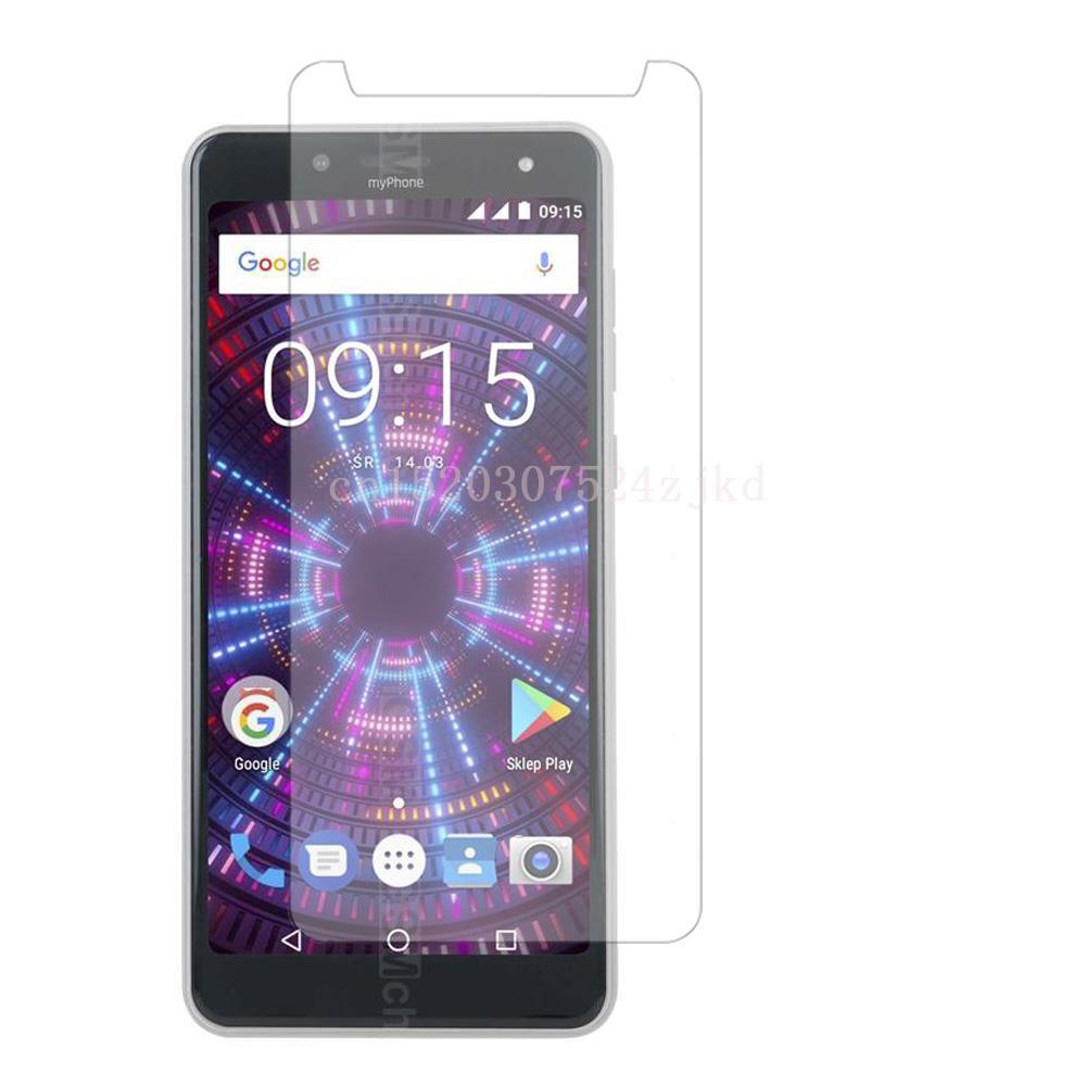 Защитная пленка для экрана для телефона MYPHONE FUN 18X9 LTE 3g, закаленное стекло, Защитная пленка для смартфонов, Защитное стекло для экрана