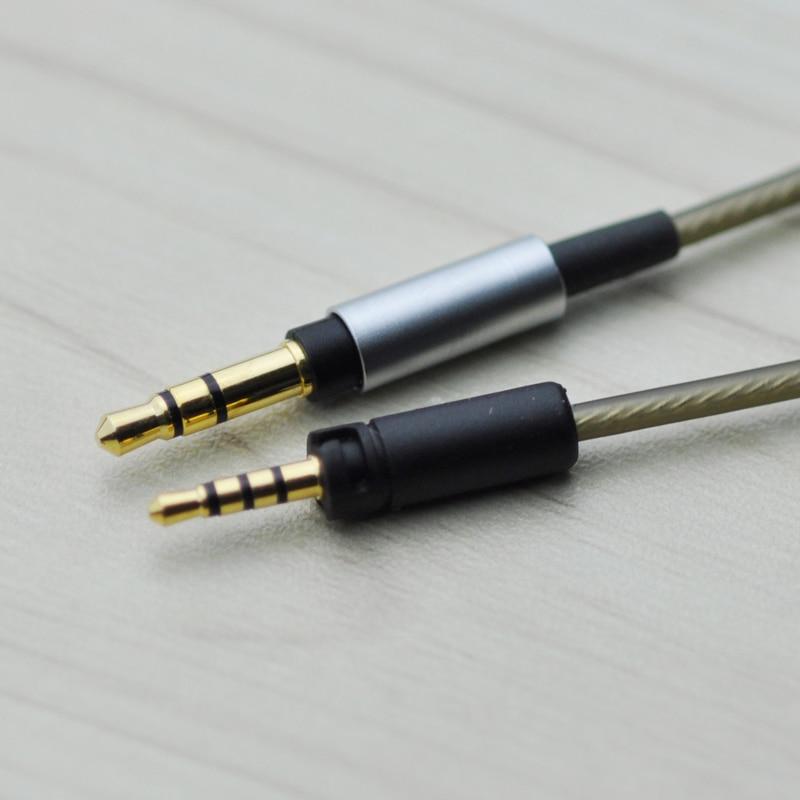 Сменный провод для аудиокабеля Sennheiser HD 4.30i 4,30G 4.40BT 4,50 BTNC HD 400S