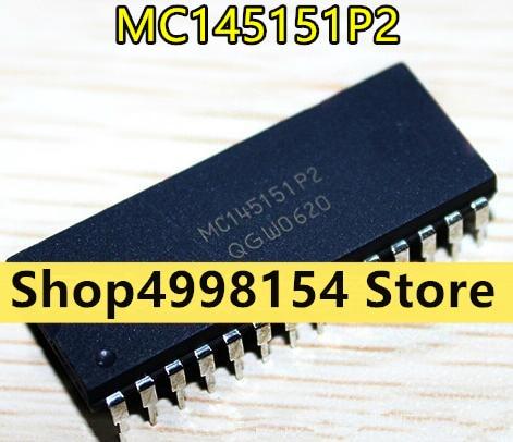 100% New&Original    MC145151P2 MC145151P MC145151 145151