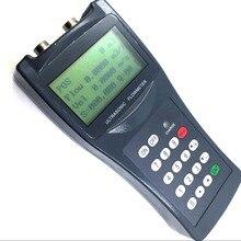 portable ultrasonic flowmeter water flow meter sensor counter indicator flow device caudalimetro DN15-100/50-700/300-6000mm
