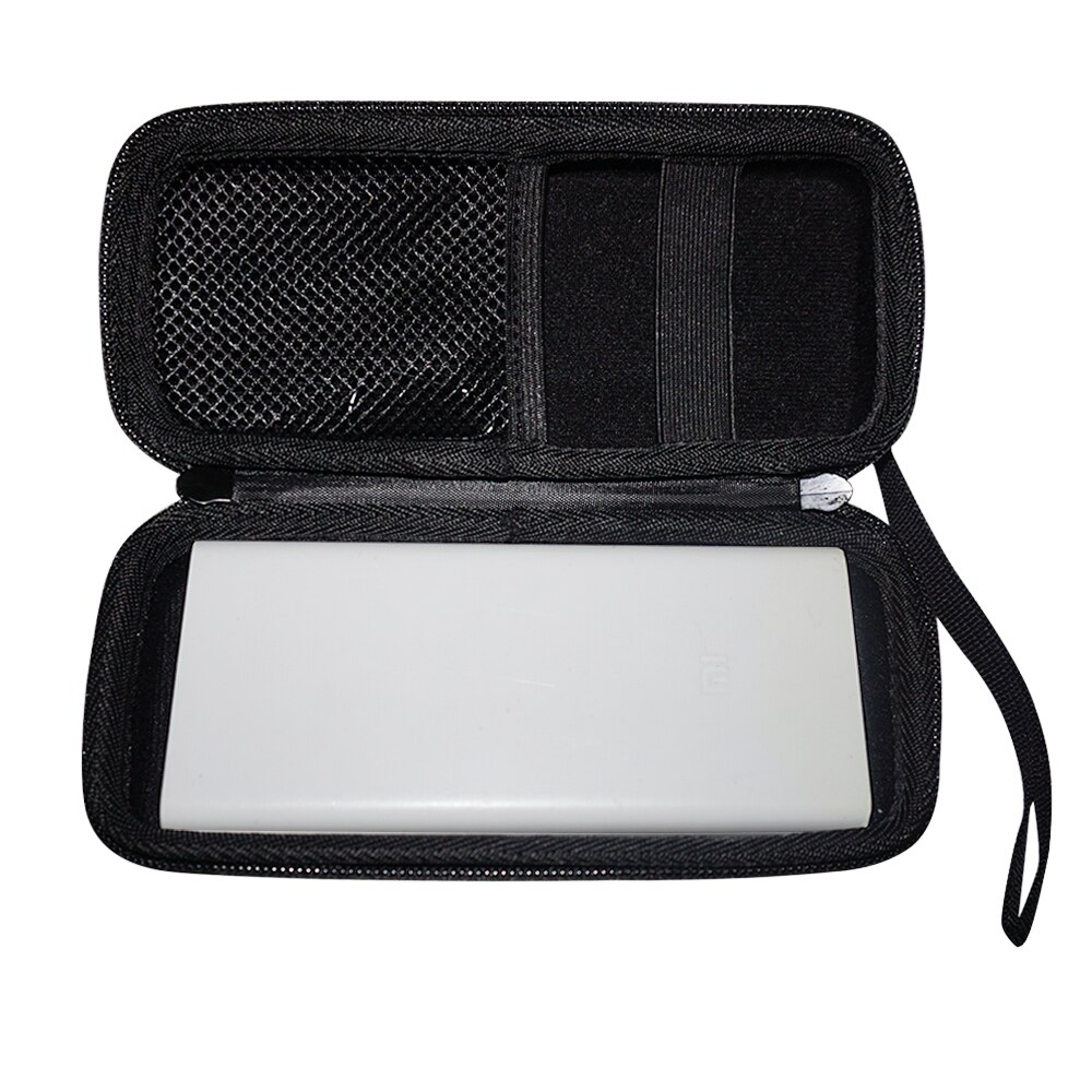 New Hard EVA Travel Box Portable Case for Xiaomi Mi Power Bank 20000 20000mAh 2C Cover Portable Battery PowerBank Phone Bag