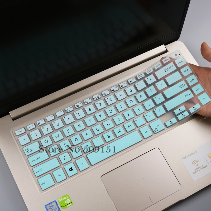15,6-дюймовая защита для клавиатуры ноутбука чехол для ASUS VivoBook 15 K510UQ S15 F510UA A510UA S510UA A510UN S510UN F510UN