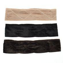 Trendy Velvet Wig Grip Scarf Headband Scarf Hair Band Adjustable Fastern Wig Beige Coffee Black Headwear Wig Accesseries Hot