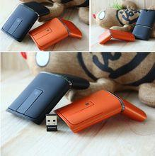 Fashion Original Lenovo N700 Wireless & Bluetooth Mice and Laser Pointer for Thinkpad Black