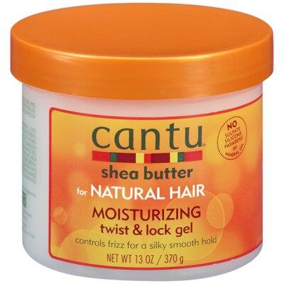 Cantu manteca de karité cabello Natural hidratante Twist & Lock Gel/370g