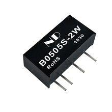 5 stücke neue dc dc konverter 5V 9V 12V 15V 24V 2w ioslated dcdc boost buck power module qualität waren