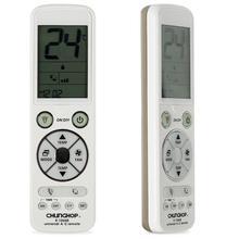 Avec rétro-éclairage grand moniteur contrôleur universel climatiseur télécommande CHUNGHOP k-1060e