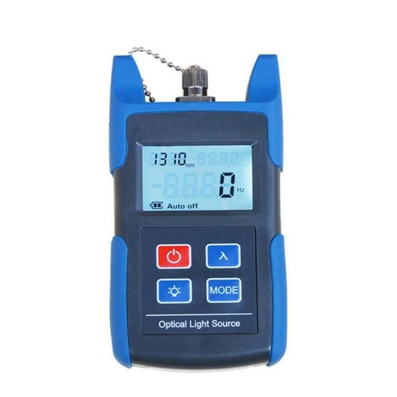 TL-512 Handheld Fibra Óptica multimodo De Fibra óptica fonte de luz laser com 1310/1550nm