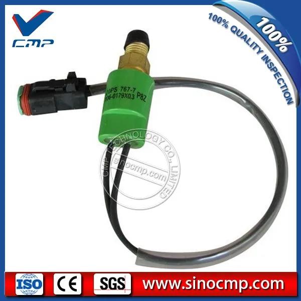 Capteur de pression 119-9985X03 pour E330B   Pelle, capteur de pression, pour E330B