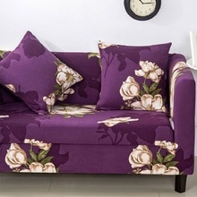 YMQY Sofa Cover sofa covers Elastic Anti-Mite Europe Style Sofa Slipcover Furniture Protector Stretch Loveseat funda para sofa