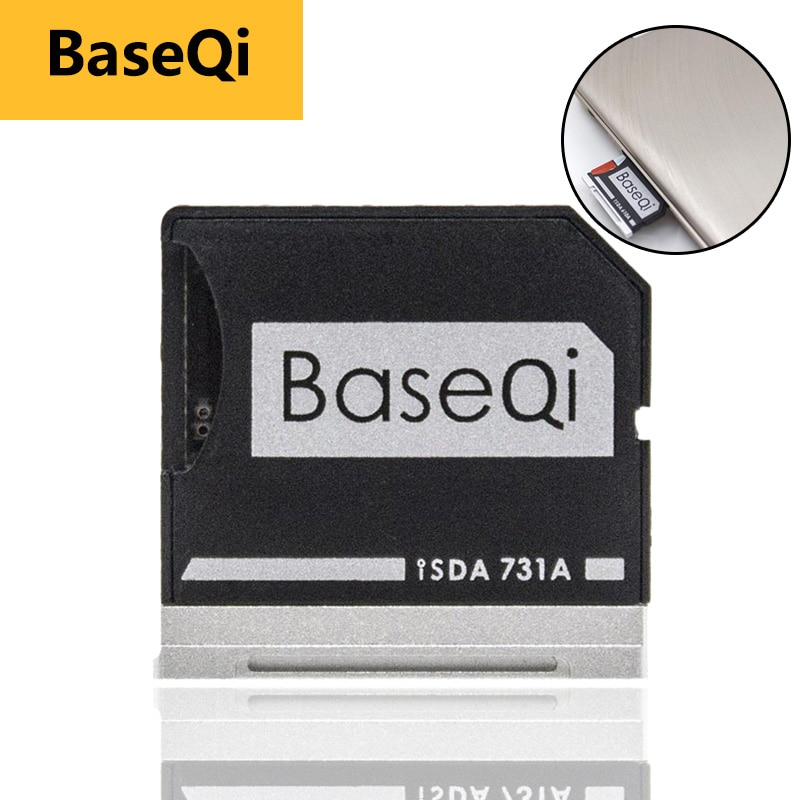BaseQi card reader Adapter For Dell XPS 13