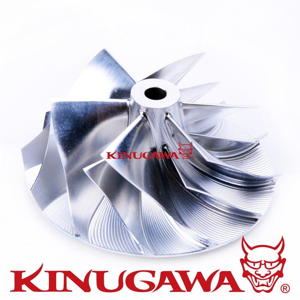 Billet Turbo Compressor Wheel for Mitsubishi KUBOTA V1512 V1502 TD04-5B (29/49 mm)