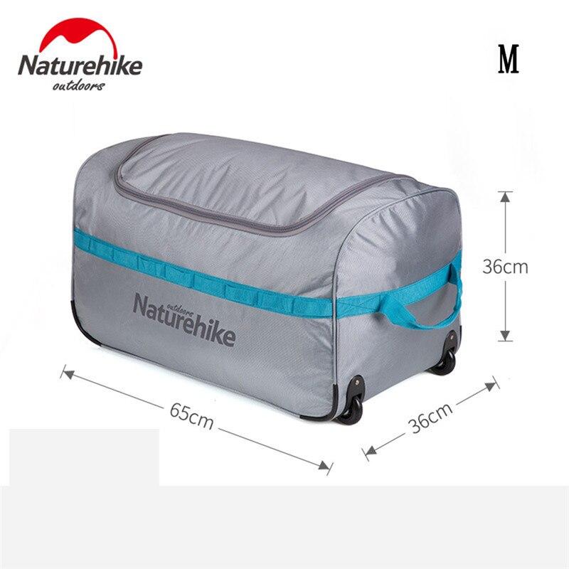 Складная сумка для хранения NH, водонепроницаемая, для путешествий, Li Box, оборудование для плавания, кемпинга, Большие Портативные Сумки для п...