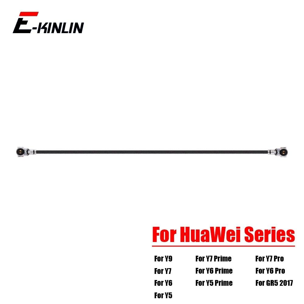 Antena Wifi de flexión de la señal de Cable de alambre de cinta para HuaWei Y9 Y7 Y6 Pro Y5 primer 2019 de 2018 GR5 2017 de reemplazo partes