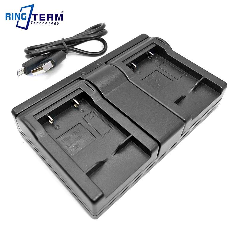 ENEL10 EN-EL10 Dual USB cargador de batería cámaras digitales para Nikon Coolpix...