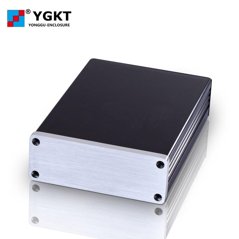 Caja de amplificador de audio DIY 82,8-28,8-110mm (wxhxl) am