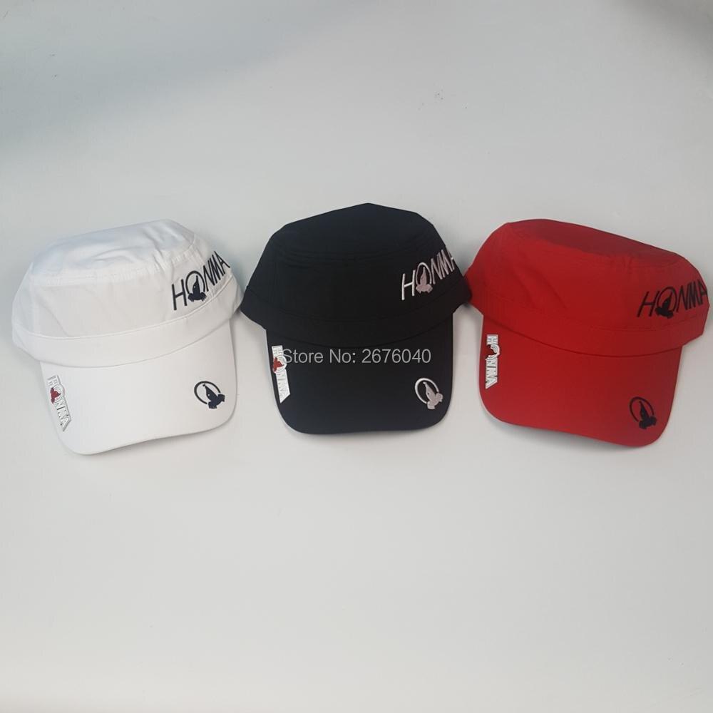 Gorra de Golf HONMA, gorra de béisbol deportiva, sombrero para exteriores, protección solar, nueva gorra deportiva para Golf, envío gratis