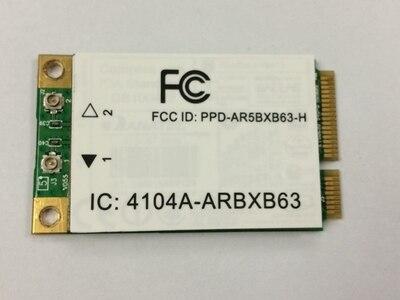 SSEA Novo para Atheros AR5007EG AR5BXB63 AR2425 AR5BXB63-H 54 Mbps MINI-PCI-E 802.11b/g Wlan Sem Fio WI-FI Cartão
