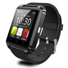 Stepfly Orologio Bluetooth U8 Per IOS IPhone 4/5S/6 Samsung S4/Nota 3 HTC Android /IOS Smart Phone orologio GT08 DZ09