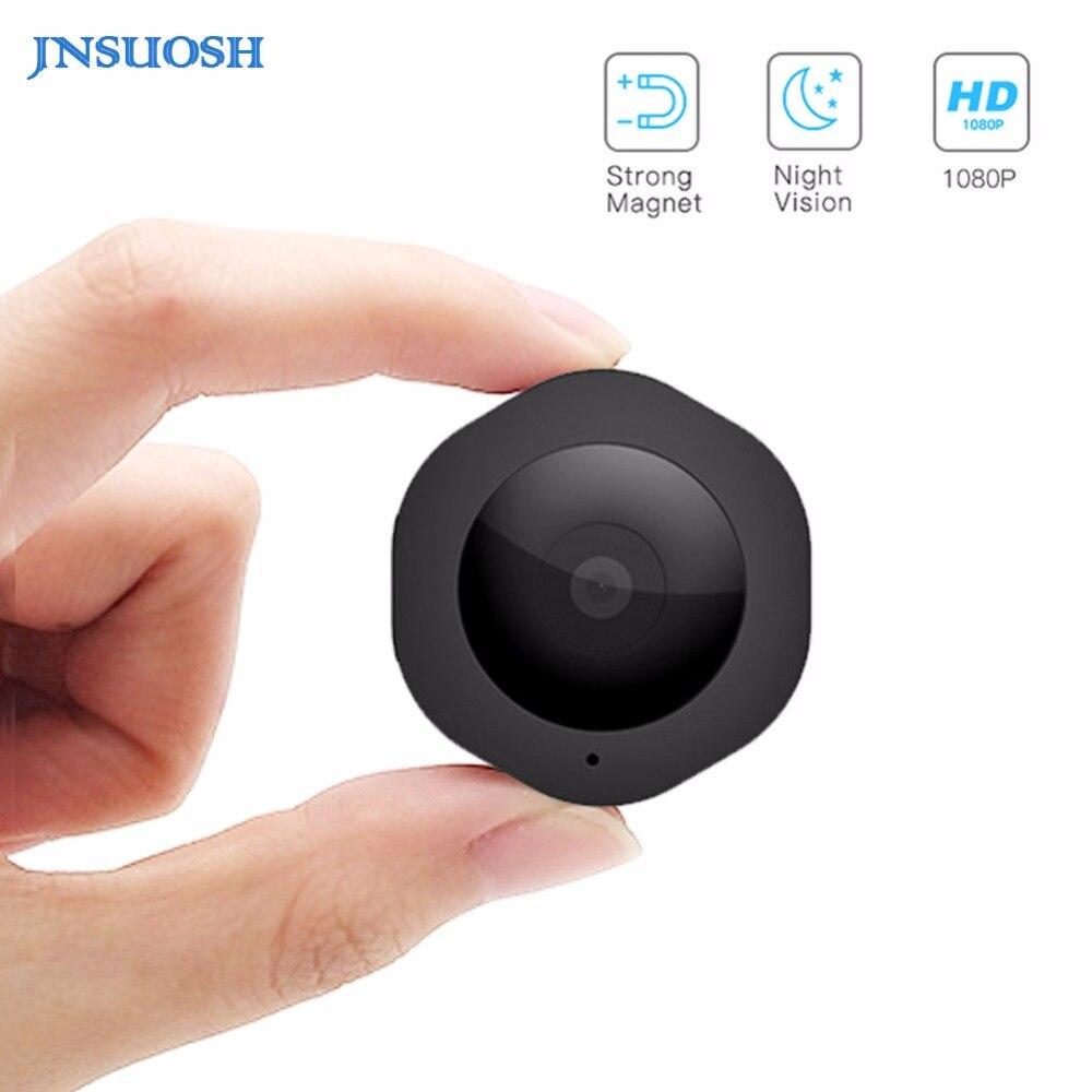 Mini full HD 1080 P micro infrarood nachtzicht bewegingsdetectie kleine video recorder DVR Camcorder Mini Cam sport outdoors hoge