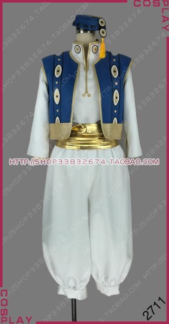 Altair: запись сражений Shoukoku no Altair шляпа Sapka Ibrahim униформа косплей костюм S002