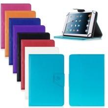 For Samsung Galaxy Tab 3 7.0 P3200 PU Leather Case For Ainol Novo7 rainbow/venus 7.0 Universal bags tablet cover Y2C43D