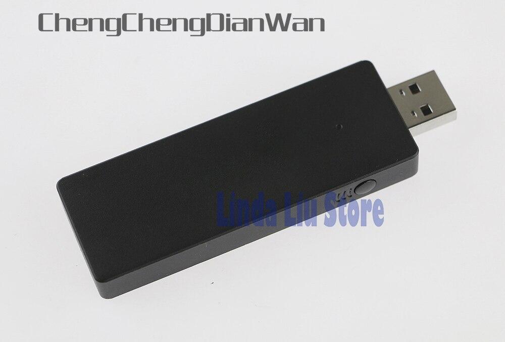 ChengChengDianWan Original Laptops Computador Pessoal Tablet Adaptador Para Xbox Um Controlador de Receptor Sem Fio PC Win7/Win8/win10
