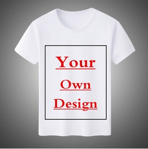 Free Customized Logo Men/Women T shirt Print Your Own Design High Quality Send Out In 2 Days  t shirts custom-made