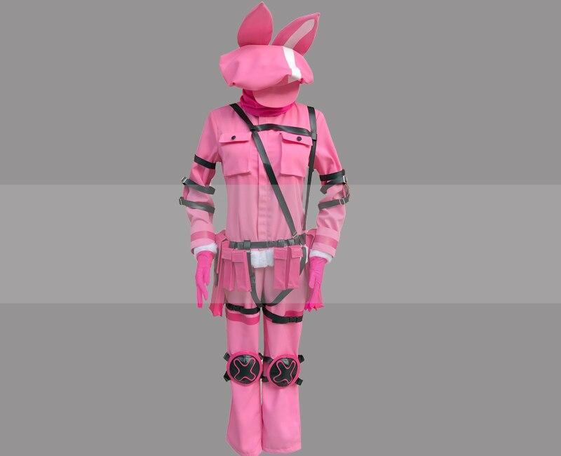 Personaliza el traje de Cosplay Kohiruimaki Karina LLENN de la pistola alternativa en línea