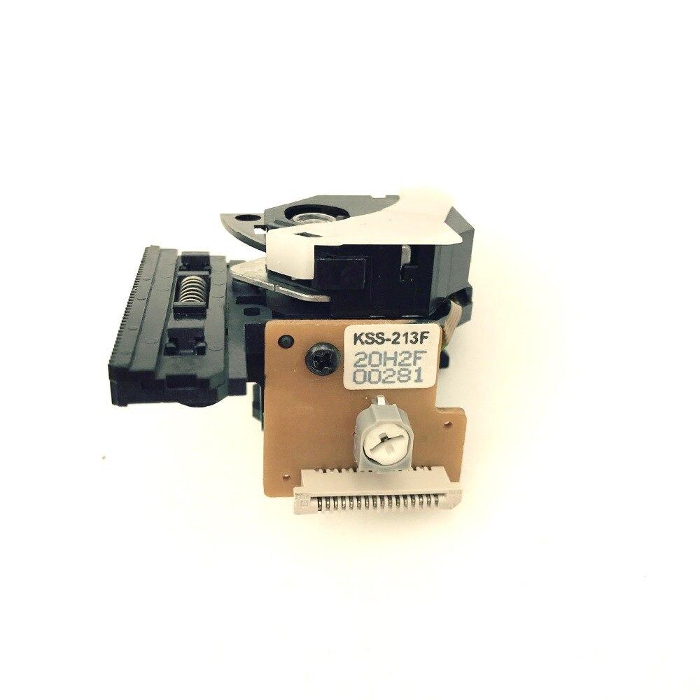Original nuevo KSS-213F KSS213F KSS-213 KSS-213D KSS213D CD VCD lente láser