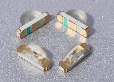 1000 خرز ضوء LED بزاوية قائمة ، 1206 قطعة ، 1204 RGB ، أبيض ، أصفر ، أحمر ، أخضر ، أزرق ، برتقالي ، شفاف ، SMD