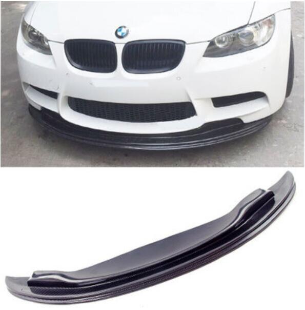 De fibra de carbono labio delantero parachoques para BMW E90 E92 E93 M3 2006, 2007, 2008, 2009, 2010, 2011 por EMS