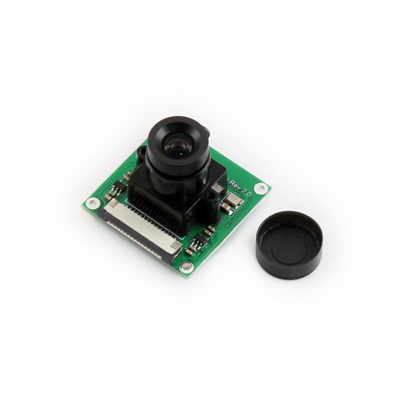 5pcs/lot Raspberry Pi Camera 5 megapixel OV5647 sensor in an adjustable-focus support Raspberry pi 2 model B / A+ /B+