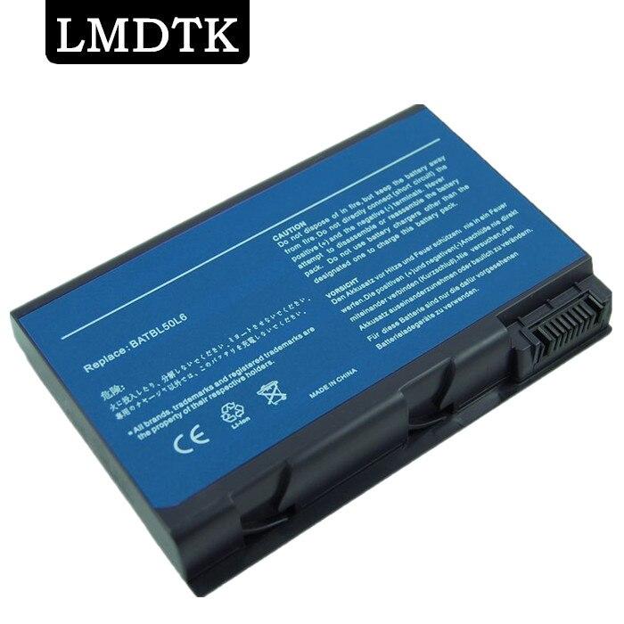 LMDTK, batería para ordenador portátil, BATBL50L4 BATBL50L6H BATBL50L8H para Acer Aspire 5630...