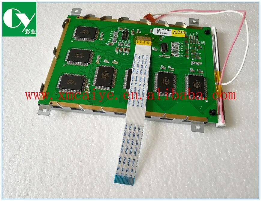1 pieza DHL envío gratis CP tronic de 00.785.0023 CPC pantalla SM52 PM52 SM74 CD102