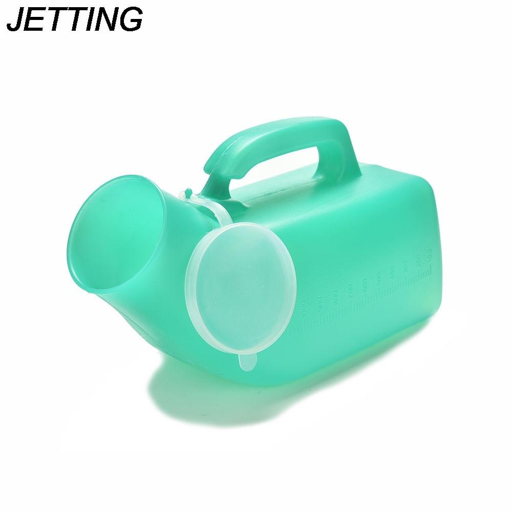 Mobile Toilette Auto Reise Lager Urin Pee Griff Urinal Lagerung Tragbare Waschbar Unisex Harnwege Flasche Behinderung Alten Mann Helfer