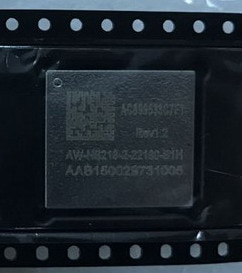 10 unids/lote Original nuevo Wifi inalámbrico circuito Bluetooth placa AW-NB218-2-22180-B1H para placa base PS4 CUH-1200
