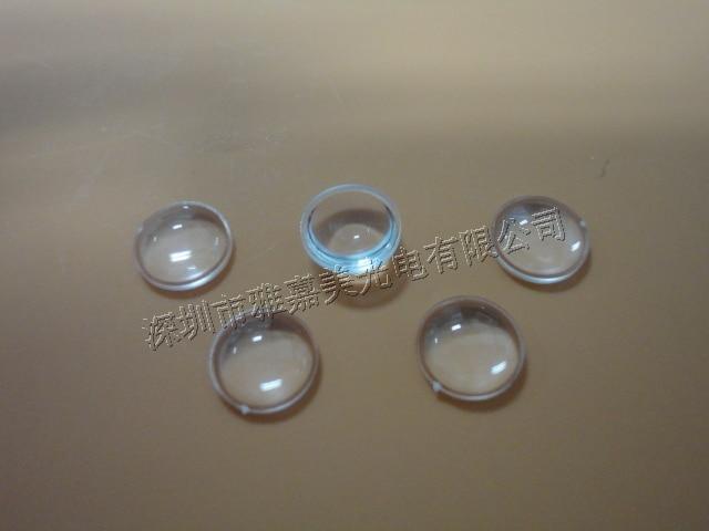 High quality,high power LED optical convex lens diameter 8.5mm Plano convex LED lens 1W 3W Reflector Collimator