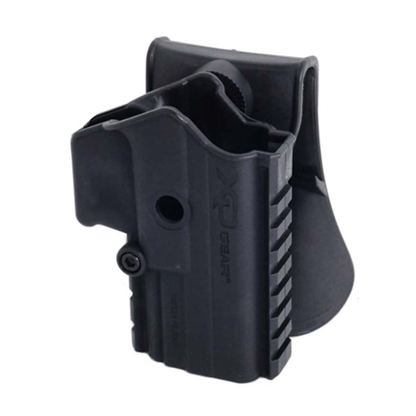 FMA Тактический кобура для пистолета XD Шестерня кобура для XDM Mag (тип ремня) BK/DE TB597/TB598 Бесплатная доставка