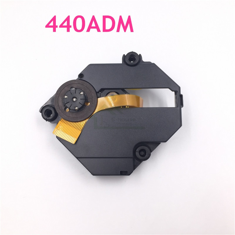 Alta qualidade KSM-440ADM nova substituição da lente do laser para ps1 ksm 440adm óptica pick up KSM-440ADM cabeça laser
