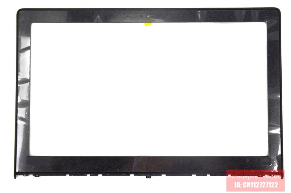 Para lenovo y700 Y700-15 15 polegada moldura da tela de toque 3d cobertura superior apoio plamrest inferior abcd escudo