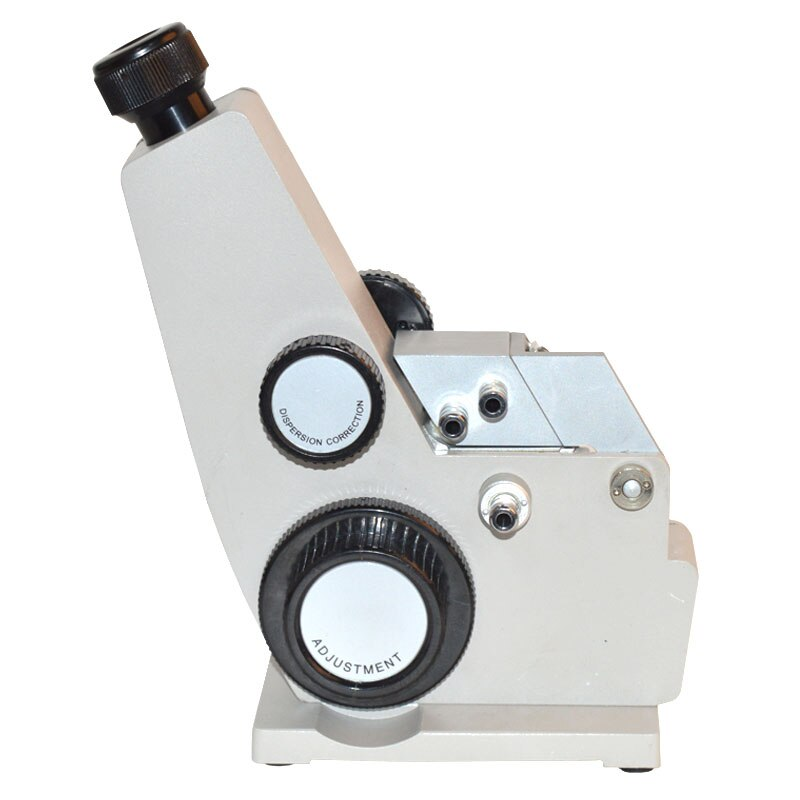 Refractómetro monocromático de 1 pieza 2WAJ, refractómetro digital brix, equipo óptico de laboratorio refractómetro