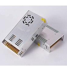 CHUX 600W 12v 15v 18v 24v 27v 36v 48v 60v anahtarlama güç kaynağı küçük hacim tek çıkışlı transformatörler AC110V 220V DC SMPS