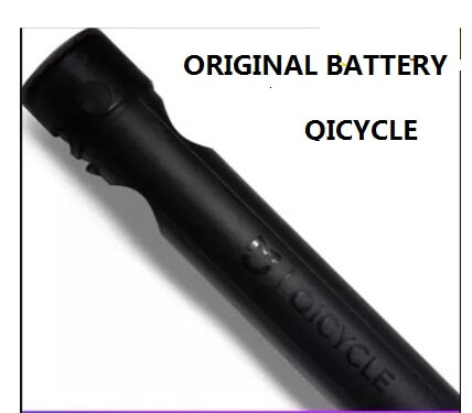 Batería de litio Original para QICYCLE EF1 6V 5800mah batería mijia e scooter plegable