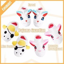 Juego LOL Miss Fortune Luxanna Crownguard Ezreal Cosplay zapatos pijama Star Guardian zapatos Halloween para mujeres y hombres
