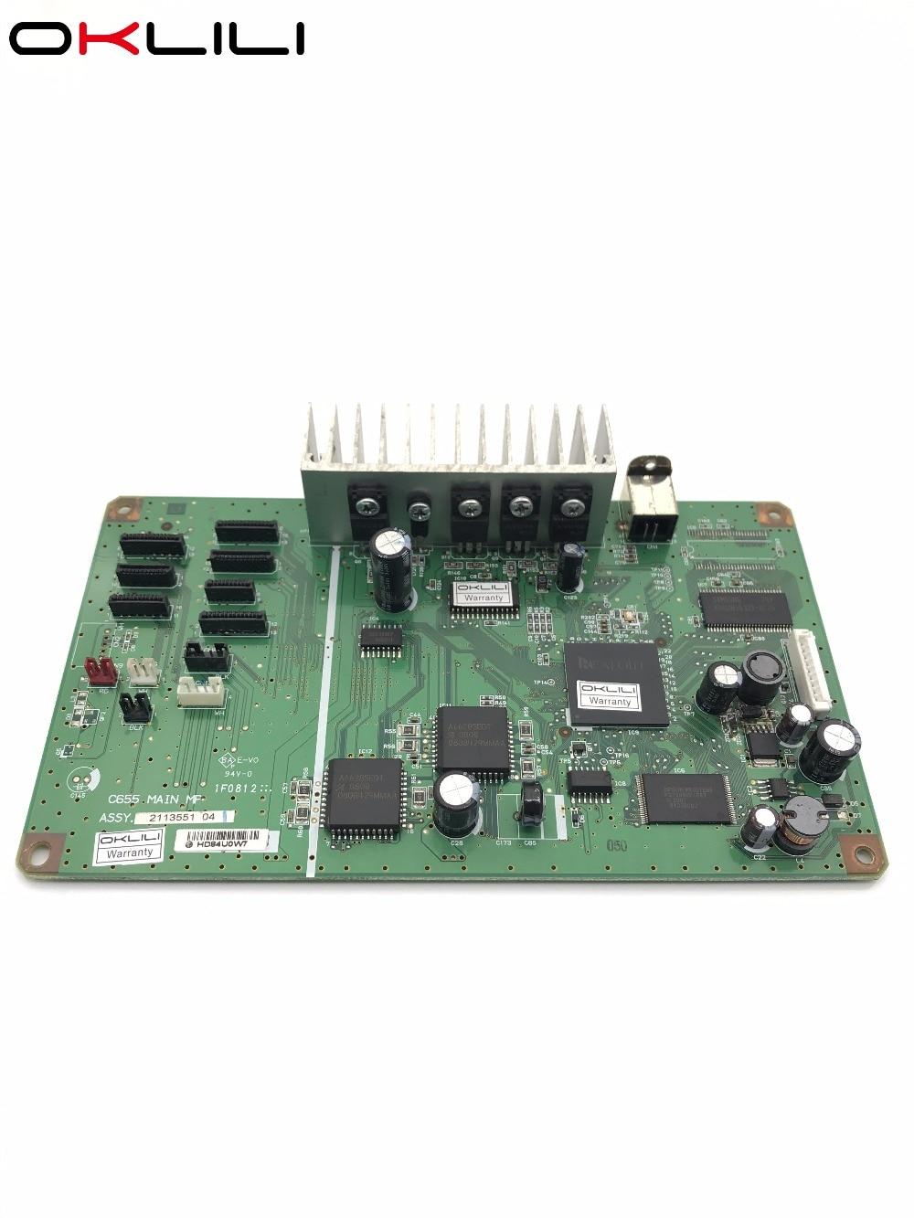 اللوحة الأم PCA ASSY للتنسيق 2157152 ، 2118698 ، 2113551 ، لجهاز Epson 1390 ، R1390