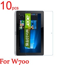 Film de protection décran LCD Ultra transparent/mat/Nano brillant 10 pièces pour Acer Iconia Tab W700 A510 W510 A200