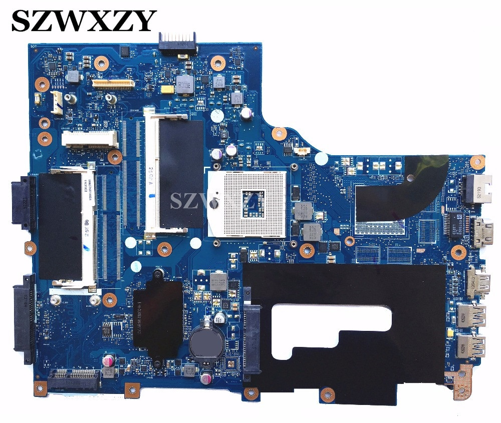 Para Acer Laptop Motherboard NBRYR11001 V3-771 VA70 VG70 REV 2.1 HM77 DDR3 HD4000 100% Testado Navio Rápido