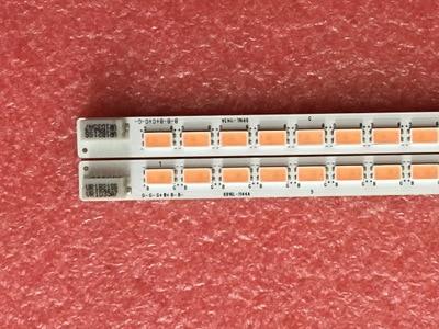 Tira de luz negra LED de 2 piezas de 333mm 44 leds para TV LM300WQ6-SLA1 6916L-1144A