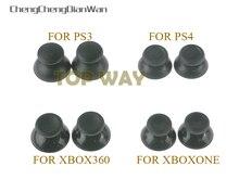 Pour Xbox360 XboxONE PS3 PS4 contrôleur 3D analogique miniatures pouce poignée bâton capuchon manette pour xbox 360 one ChengChengDianWan